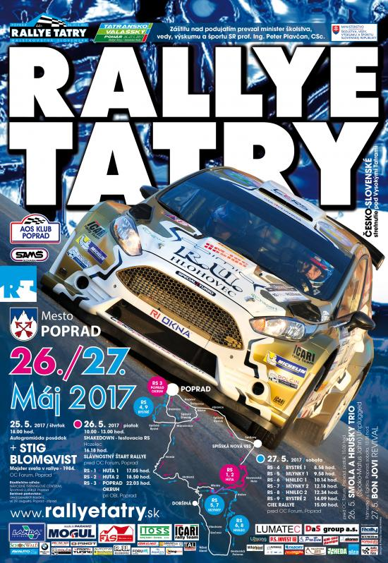 Ralley Tatry  2017